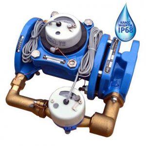 kombinirovannyi schetchik holodnoy vody apator vshnkd 65 20 ip68 s impulsnym vyhodom