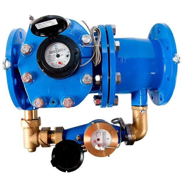 kombinirovannyj schetchik vody stvk 2 150 40 dg 1