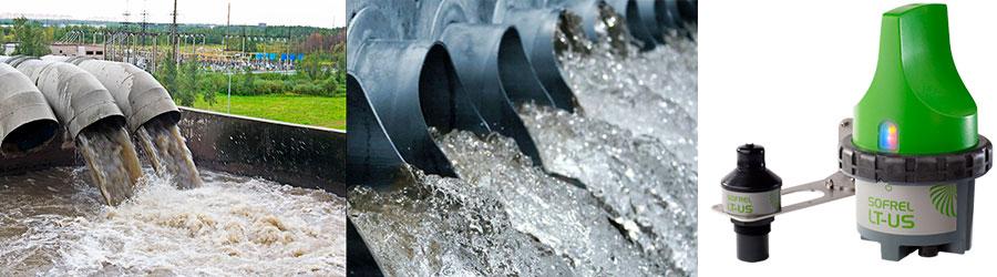Организация узла учёта сточных вод