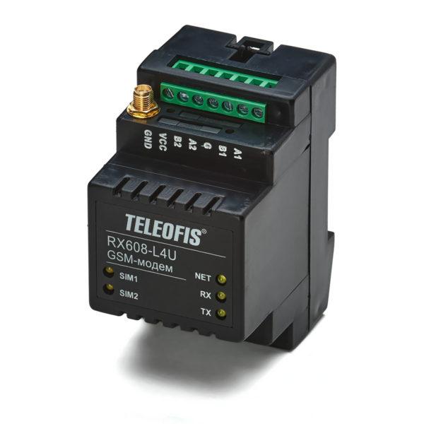 gsm modem teleofis rx608 l4u v.2 4